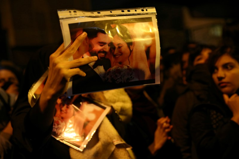 Our enemy is here: Iran protesters demand that leaders quit after plane downed
