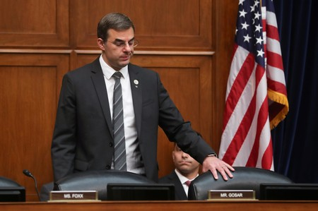 Trump critic Amash quits their Republican Party