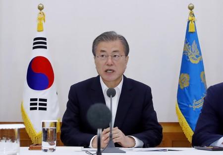 South Korea calls Japan reports of North Korea sanctions breach grave challenge