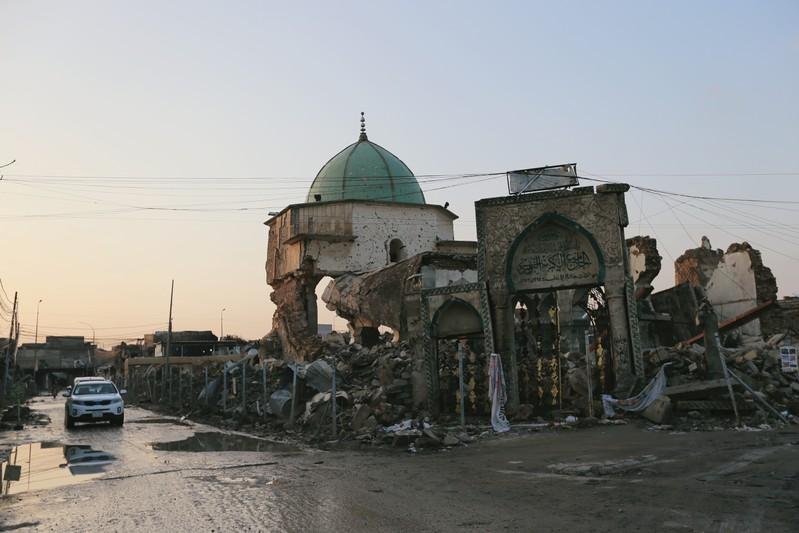 Baghdadi leaves bitter legacy in Iraqi city of Mosul he terrorized