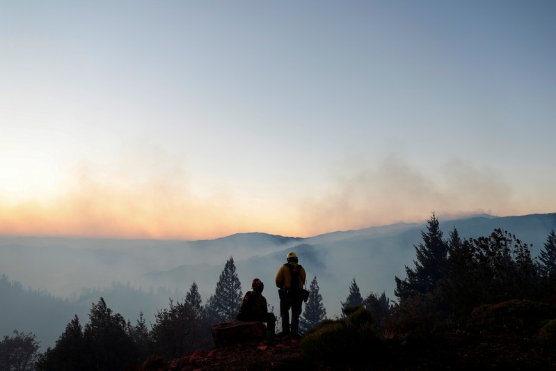 Years most destructive California wildfire declared extinguished after two weeks