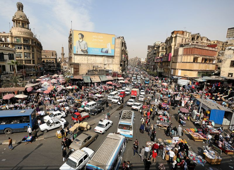 Egypts population nears 100 million, putting pressure on resources and jobs