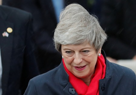 UK PM May tells Putin to stop destabilizing activities: spokeswoman