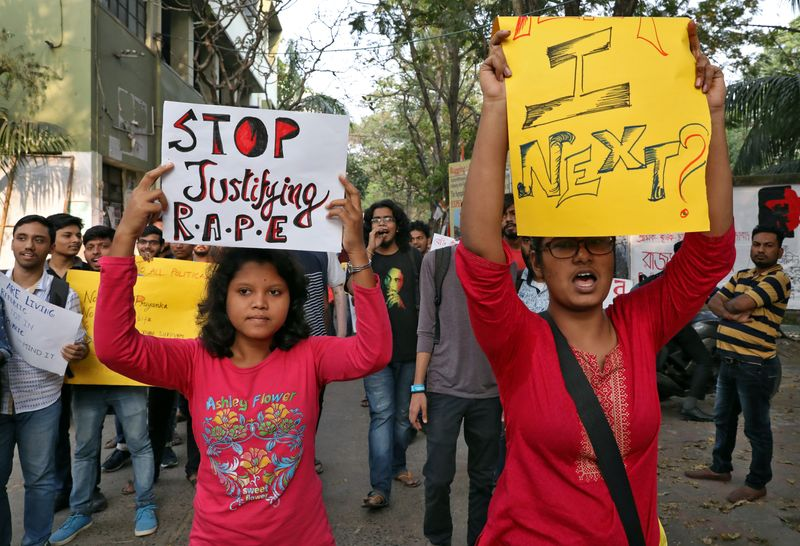 Indians demand swift action against rapists as protests spread after womans murder