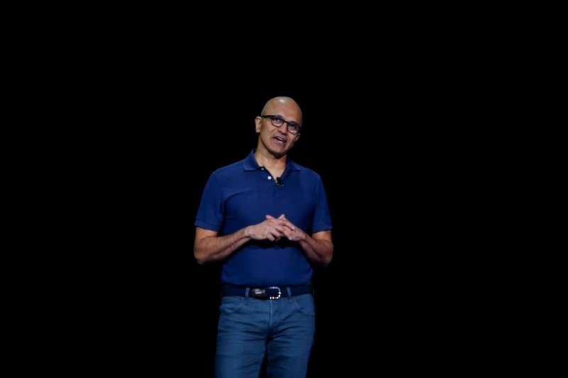 Microsoft CEO Nadella says saddened by Indias citizenship law: BuzzFeed