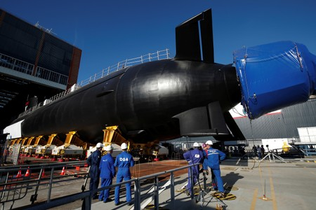 Macron to unveil Frances nuclear-powered Barracuda submarine