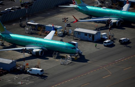 Exclusive: Boeing CEO eyes major aircraft order under any U.S.-China trade deal