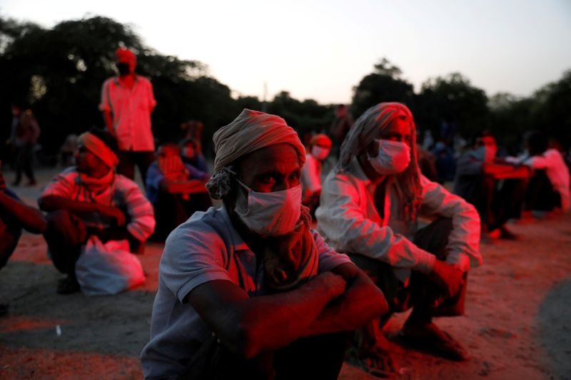 India charges Muslim leader with culpable homicide for coronavirus surge