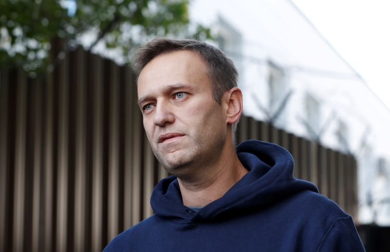 U.S. could restrict funds for malign activities over Navalny poisoning