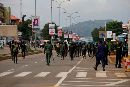 Nigeria bans local Shiite group after protests