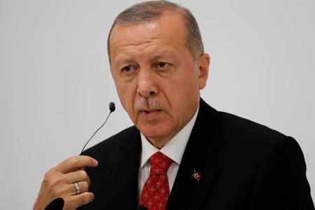 Turkeys Erdogan says never possible to consider U.S. plan for Middle East: NTV