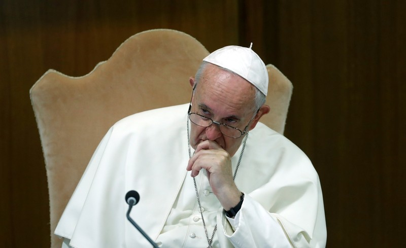 Pope asks forgiveness for theft of controversial Amazon statues