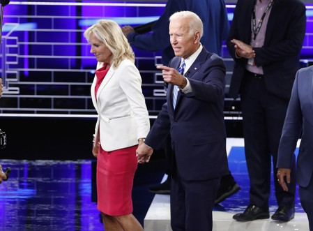 Biden and wife made more than $15 million after leaving office