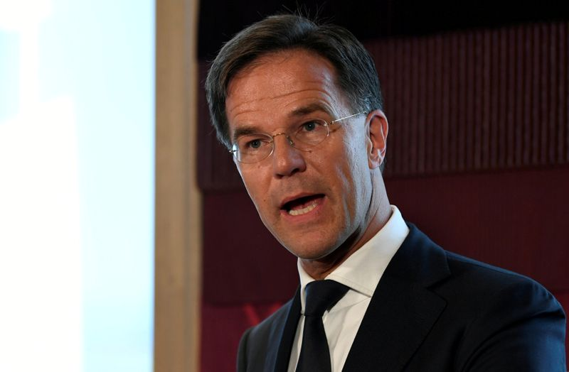 Dutch Prime Minister apologizes for countrys role in Holocaust