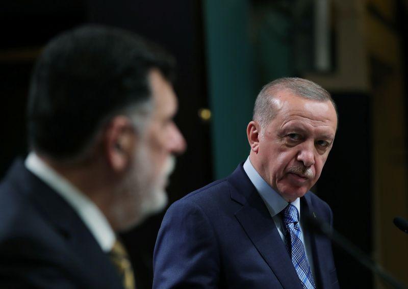 Turkey dismisses Egyptian proposal for Libya ceasefire: Hurriyet
