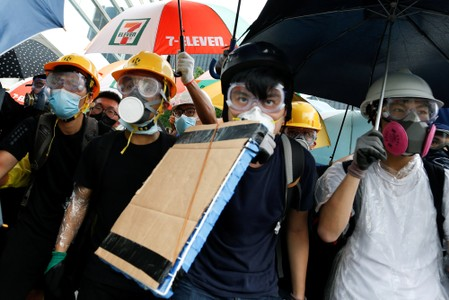 Backstory: Covering an unprecedented uprising in Hong Kong