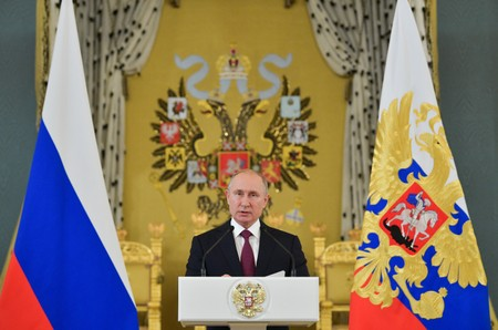 Russias Putin says liberal values are obsolete: Financial Times