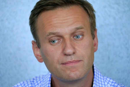 Russia freezes bank accounts linked to opposition politician Navalny