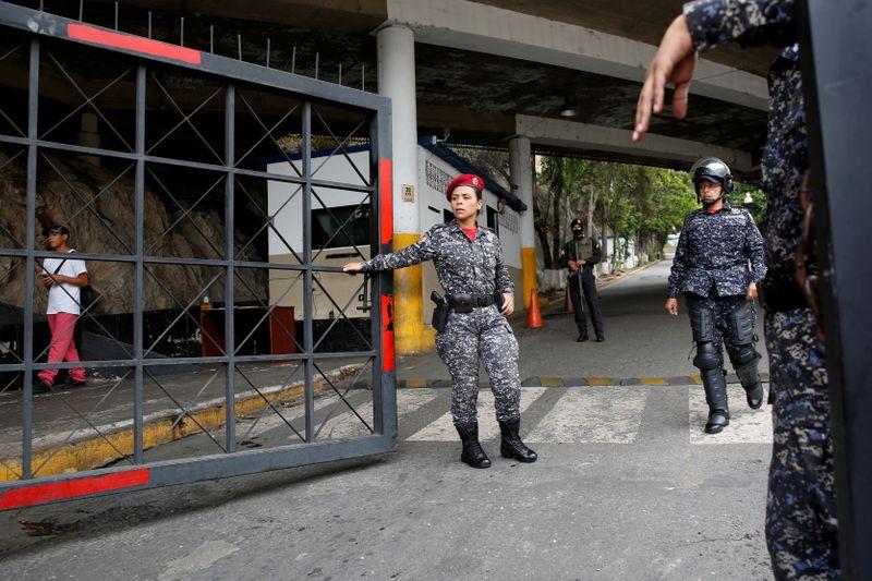 Venezuelas Guaido denounces forced disappearance of party coordinator