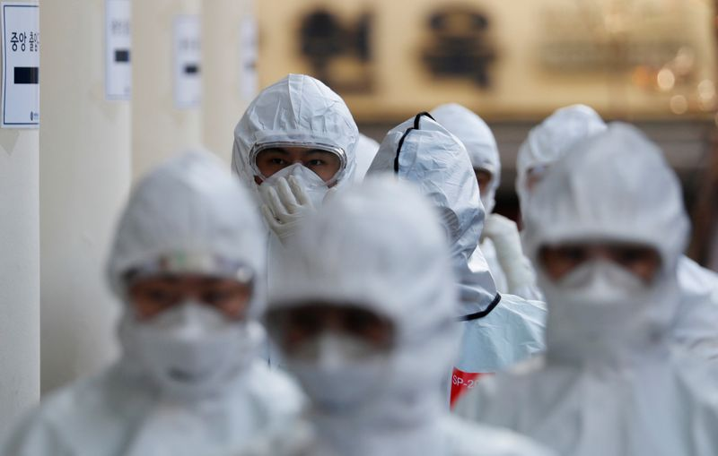 South Korea sees coronavirus stable phase but too early to be optimistic