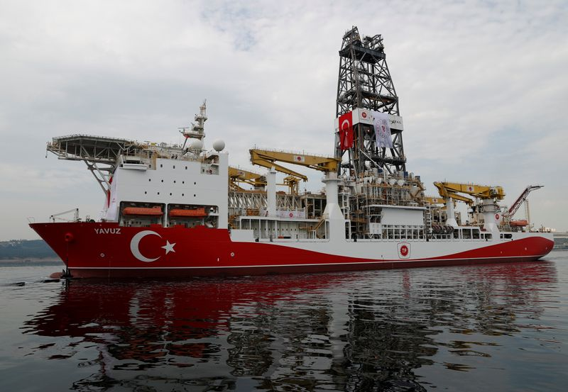 EU welcomes Turkish ships return to port from near Cyprus
