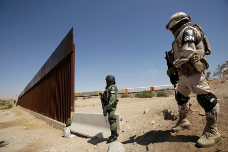 Mexicos new National Guard was created to fight crime, but now its in a face-off with migrants