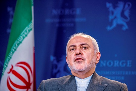 Irans Zarif leaves G7 talks, unclear if progress made to ease tensions