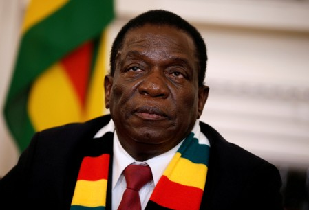 U.S. increasingly disappointed with Zimbabwe government: U.S. official