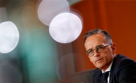 German minister: We will not join U.S.-led naval mission in Strait of Hormuz