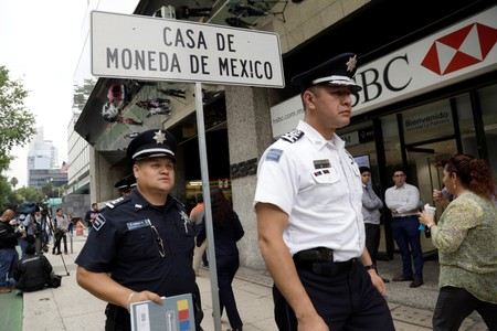 Armed robbers in Mexico steal $2.5 million in gold coins