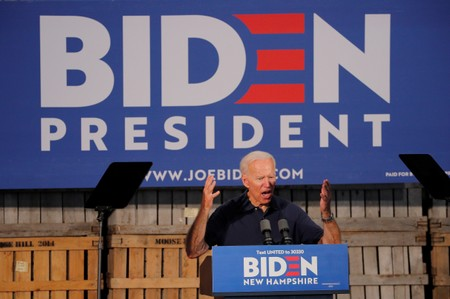Trumps attacks on congresswomen could boost Biden campaign
