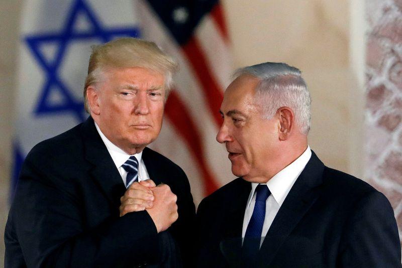Trump to meet with Netanyahu and Gantz as he readies Mideast peace plan