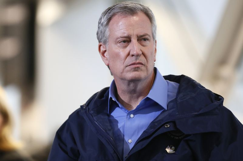 New York mayor heartbroken over shooting death of one-year-old
