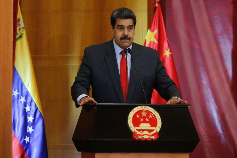 Venezuela arrests 11 after weekend raid of military outpost: Maduro