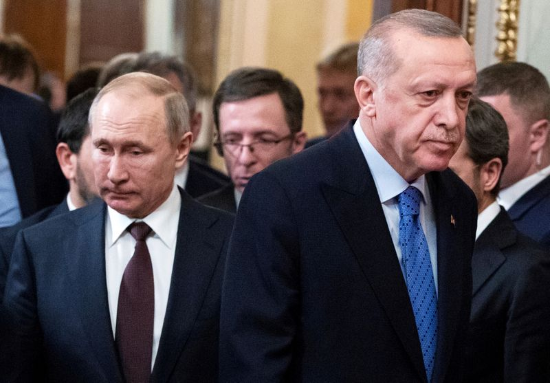 Analysis: Putin draws Erdogan a red line on Russias southern flank with Karabakh deal