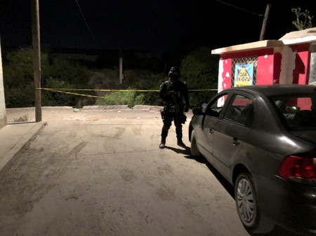 Mexico president orders probe into shooting of Honduran migrant