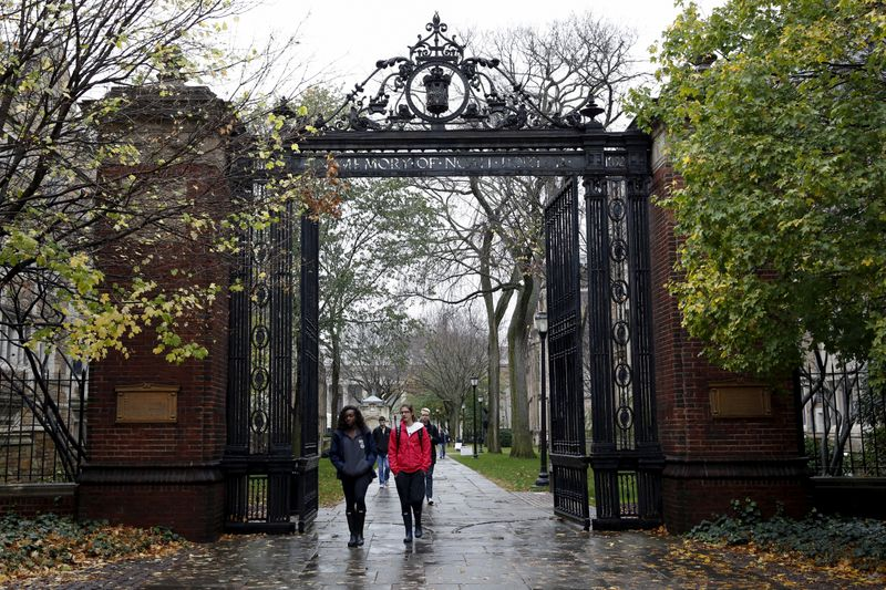 U.S. sues Yale for alleged bias against Asian and white applicants