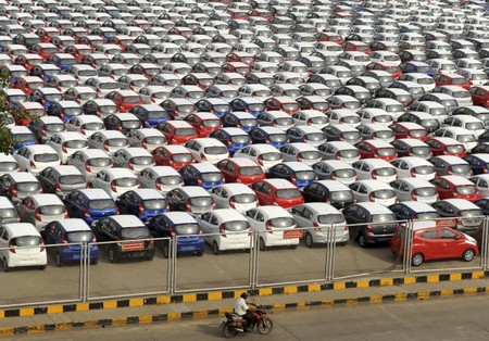 Indias auto parts makers warn of 1 million job cuts if slowdown continues