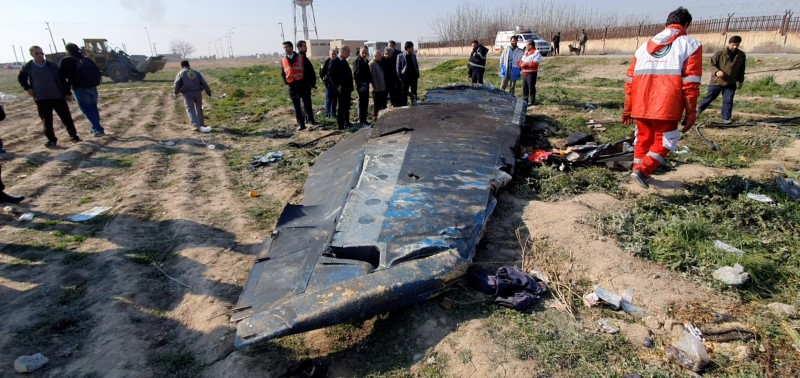 Iran asks U.S., France for equipment to download downed planes black boxes