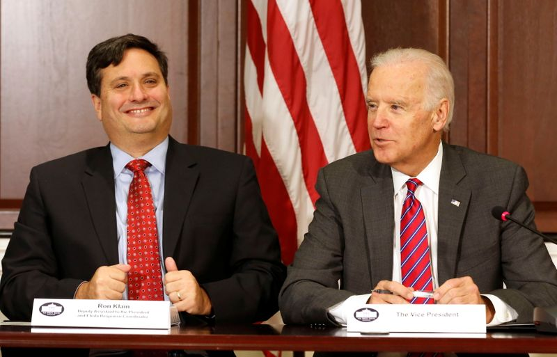 Biden taps longtime aide Ron Klain, who led Ebola fight, as chief of staff