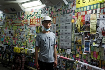 Now or never: Hong Kong protesters say they have nothing to lose