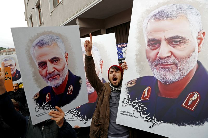 Kosovo arrests Iran supporter over comments after Soleimanis death
