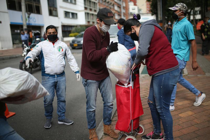 Colombia will not ease quarantine in capital, cities hit hard by coronavirus