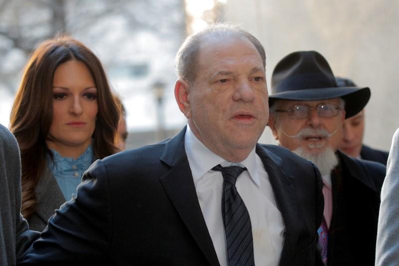 Prosecutor paints former Hollywood mogul Weinstein as a rapist