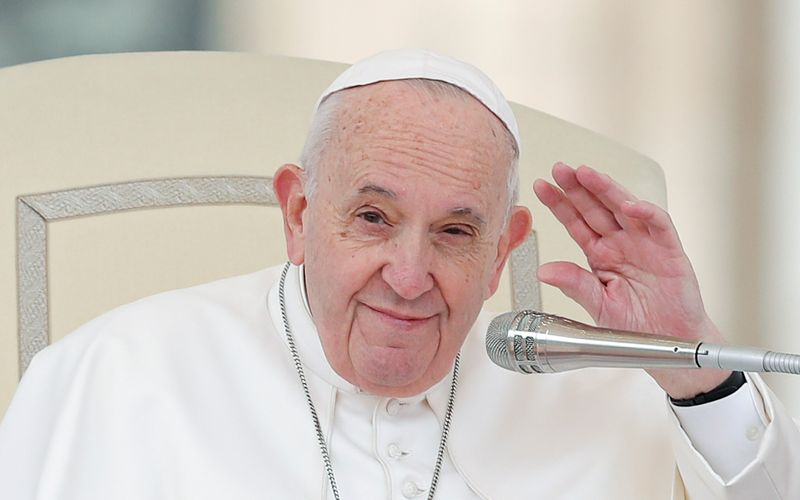 Pope slightly indisposed, cancels one event, Vatican says