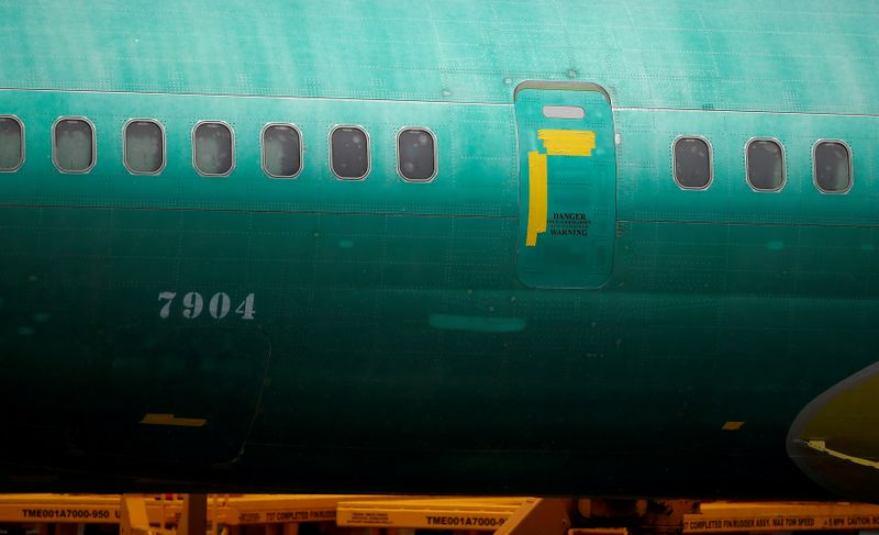 U.S. lawmakers fault FAA, Boeing for deadly 737 Max crashes