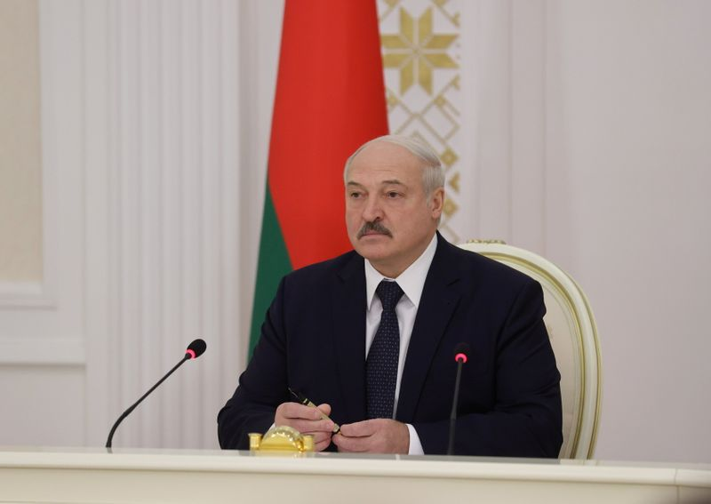 Belarus and Russia will respond to external threats, Lukashenko tells Pompeo: agencies