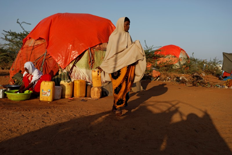 World needs to prepare for millions of climate displaced: U.N