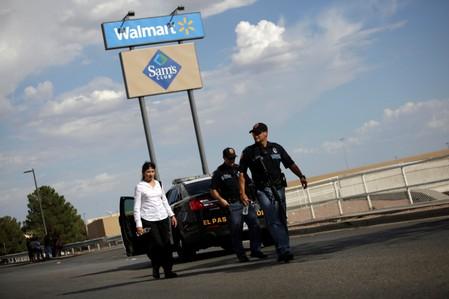 Gunman kills 20, wounds 26 at Walmart store in El Paso, Texas