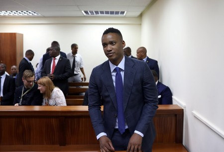 South African court finds Zumas son not guilty over car crash death
